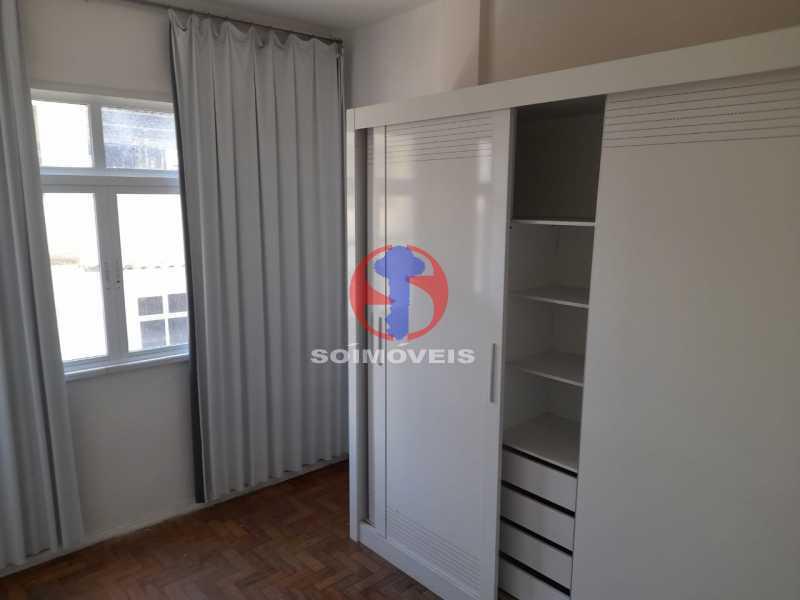 quarto - Apartamento 1 quarto à venda Tijuca, Rio de Janeiro - R$ 260.000 - TJAP10316 - 18