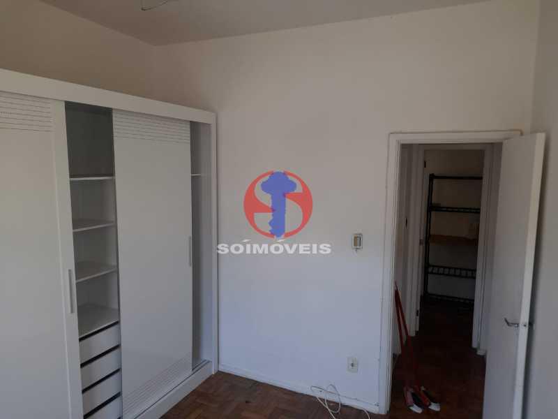 quarto - Apartamento 1 quarto à venda Tijuca, Rio de Janeiro - R$ 260.000 - TJAP10316 - 19