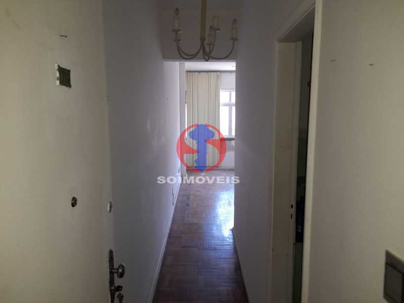 entrada apartamento - Apartamento 1 quarto à venda Tijuca, Rio de Janeiro - R$ 260.000 - TJAP10316 - 21