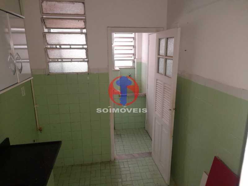 cozinha - Apartamento 1 quarto à venda Tijuca, Rio de Janeiro - R$ 260.000 - TJAP10316 - 24