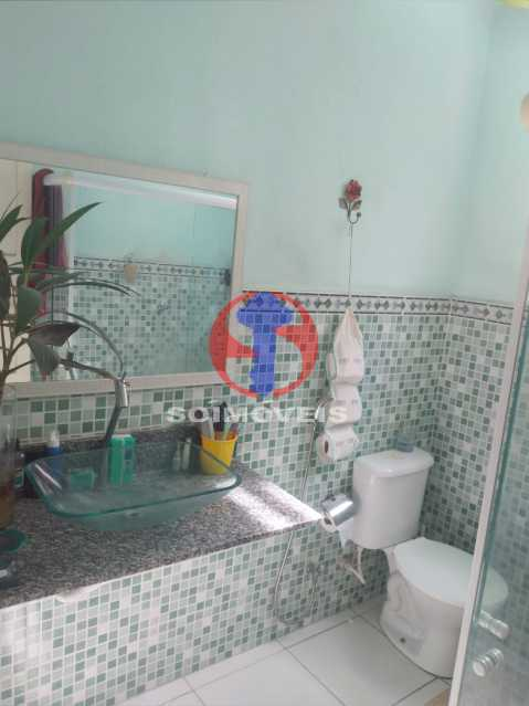 Banheiro Social - Apartamento 2 quartos à venda Lins de Vasconcelos, Rio de Janeiro - R$ 300.000 - TJAP21419 - 7