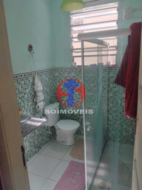 Banheiro Social - Apartamento 2 quartos à venda Lins de Vasconcelos, Rio de Janeiro - R$ 300.000 - TJAP21419 - 6
