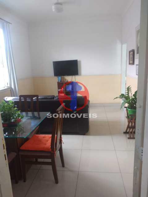 Sala - Apartamento 2 quartos à venda Lins de Vasconcelos, Rio de Janeiro - R$ 300.000 - TJAP21419 - 4