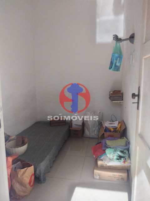 Quarto de Serviço - Apartamento 2 quartos à venda Lins de Vasconcelos, Rio de Janeiro - R$ 300.000 - TJAP21419 - 14