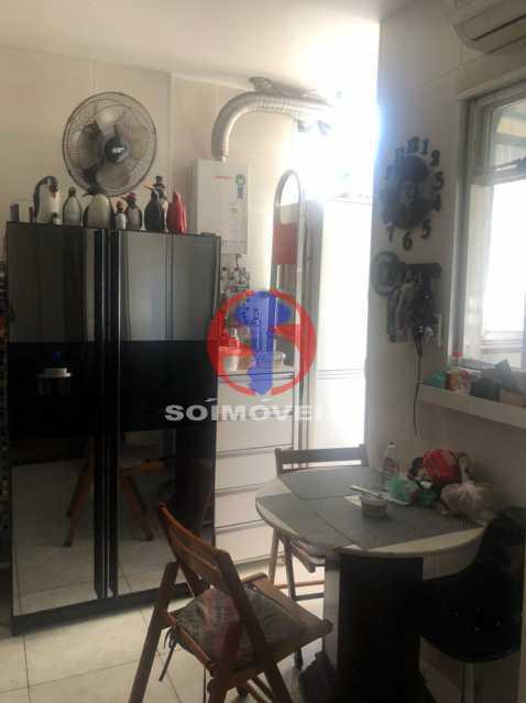 COPA - Cobertura 3 quartos à venda Rio Comprido, Rio de Janeiro - R$ 400.000 - TJCO30051 - 3