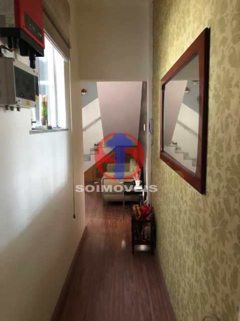 WALL - Cobertura 3 quartos à venda Rio Comprido, Rio de Janeiro - R$ 400.000 - TJCO30051 - 6