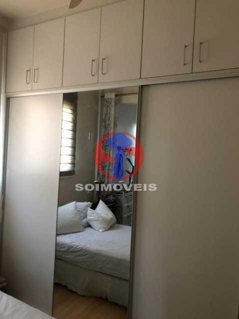 QUARTO - Cobertura 3 quartos à venda Rio Comprido, Rio de Janeiro - R$ 400.000 - TJCO30051 - 9