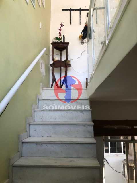 ESCADA  - Cobertura 3 quartos à venda Rio Comprido, Rio de Janeiro - R$ 400.000 - TJCO30051 - 12