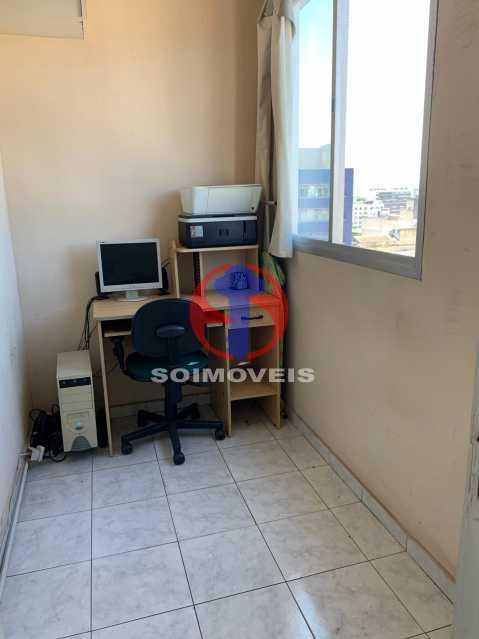 dep - Apartamento 2 quartos à venda Rio Comprido, Rio de Janeiro - R$ 320.000 - TJAP21420 - 25