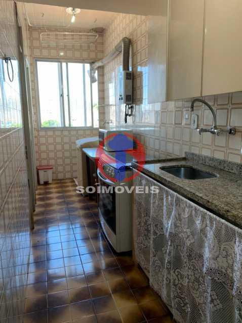 cz - Apartamento 2 quartos à venda Rio Comprido, Rio de Janeiro - R$ 320.000 - TJAP21420 - 21