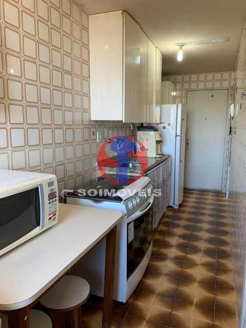 cz - Apartamento 2 quartos à venda Rio Comprido, Rio de Janeiro - R$ 320.000 - TJAP21420 - 22
