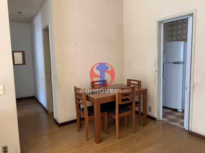 sl - Apartamento 2 quartos à venda Rio Comprido, Rio de Janeiro - R$ 320.000 - TJAP21420 - 9