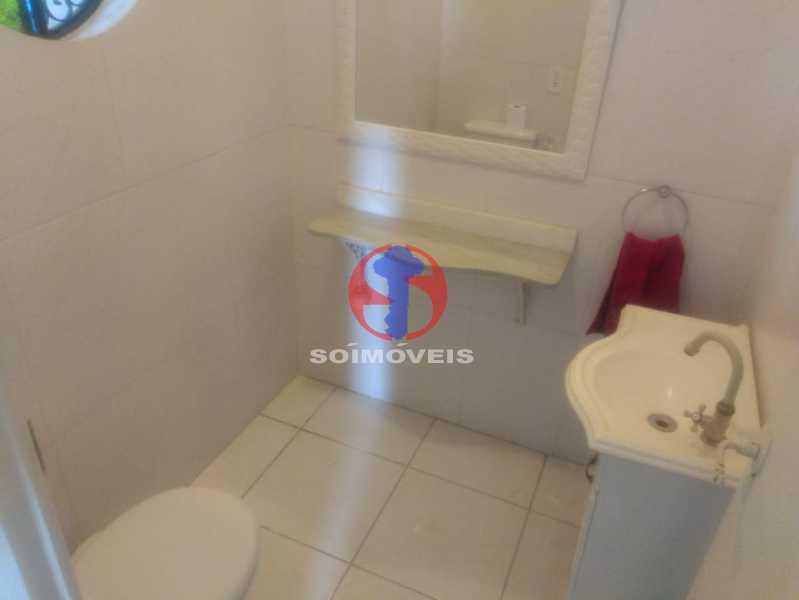 LAVABO. - Casa 3 quartos à venda Tijuca, Rio de Janeiro - R$ 1.400.000 - TJCA30076 - 11