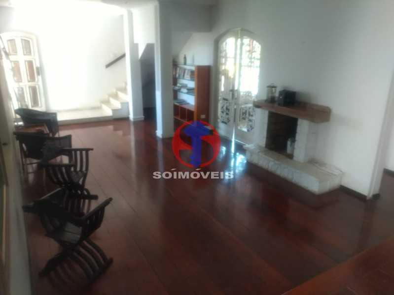 SALA. - Casa 3 quartos à venda Tijuca, Rio de Janeiro - R$ 1.400.000 - TJCA30076 - 1