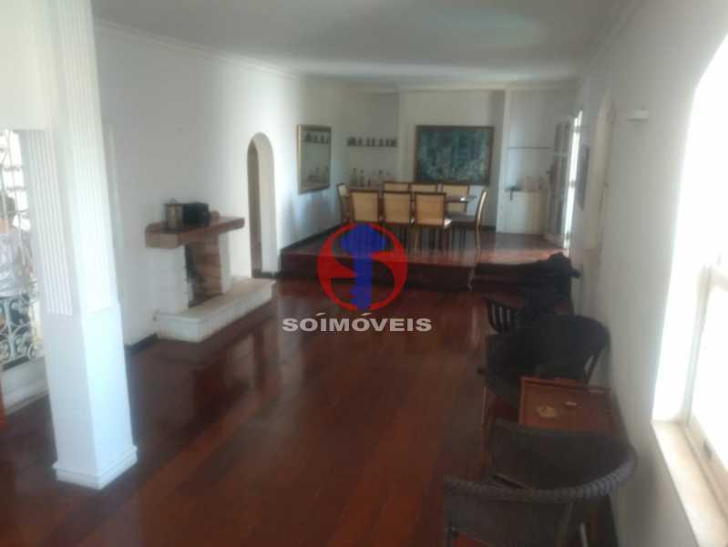 SALA 1. - Casa 3 quartos à venda Tijuca, Rio de Janeiro - R$ 1.400.000 - TJCA30076 - 3