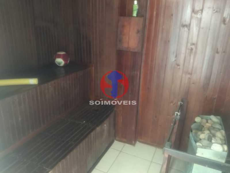 SAUNA. - Casa 3 quartos à venda Tijuca, Rio de Janeiro - R$ 1.400.000 - TJCA30076 - 29