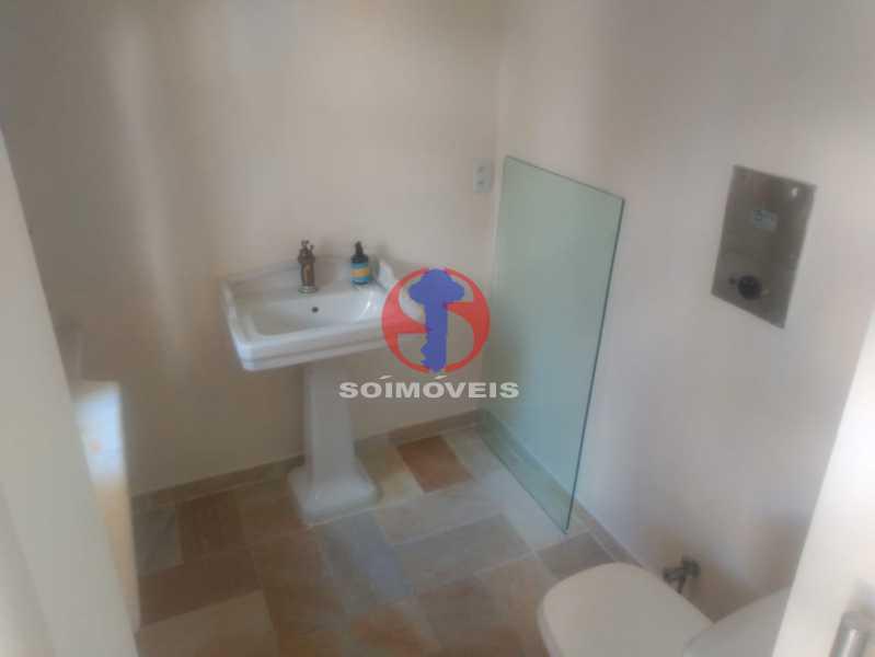 BANHEIRO ESPAÇO GURMET - Casa 3 quartos à venda Tijuca, Rio de Janeiro - R$ 1.400.000 - TJCA30076 - 28