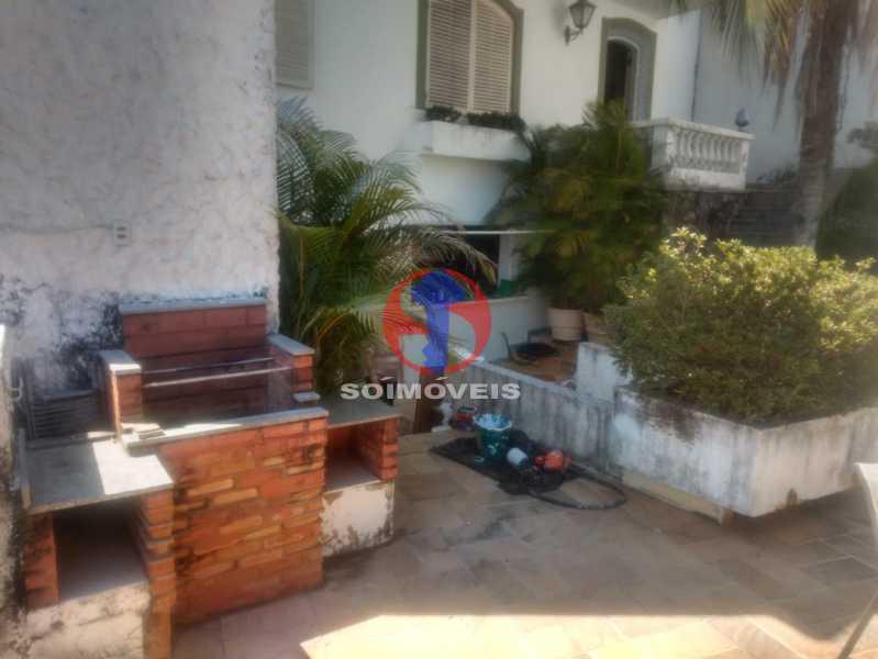 CHURRASQUEIRA. - Casa 3 quartos à venda Tijuca, Rio de Janeiro - R$ 1.400.000 - TJCA30076 - 25