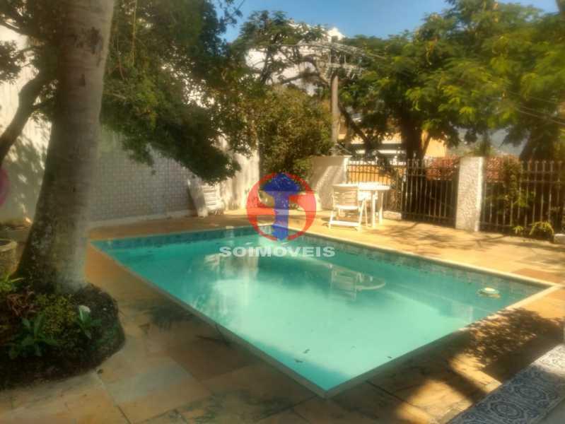 PISCINA 1. - Casa 3 quartos à venda Tijuca, Rio de Janeiro - R$ 1.400.000 - TJCA30076 - 30