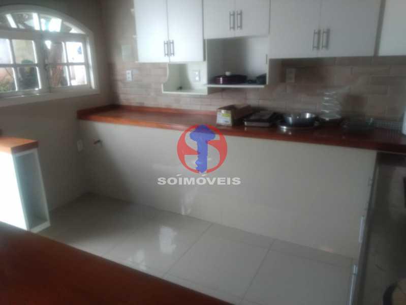 COZINHA 3. - Casa 3 quartos à venda Tijuca, Rio de Janeiro - R$ 1.400.000 - TJCA30076 - 6