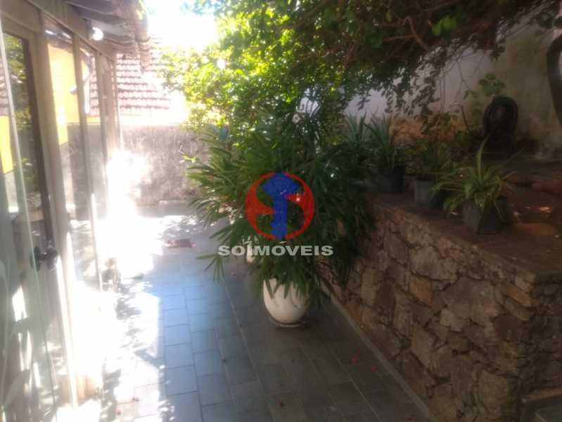 QUINTAL. - Casa 3 quartos à venda Tijuca, Rio de Janeiro - R$ 1.400.000 - TJCA30076 - 21