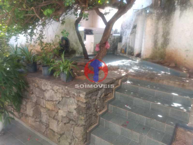 QUINTAL 1. - Casa 3 quartos à venda Tijuca, Rio de Janeiro - R$ 1.400.000 - TJCA30076 - 22