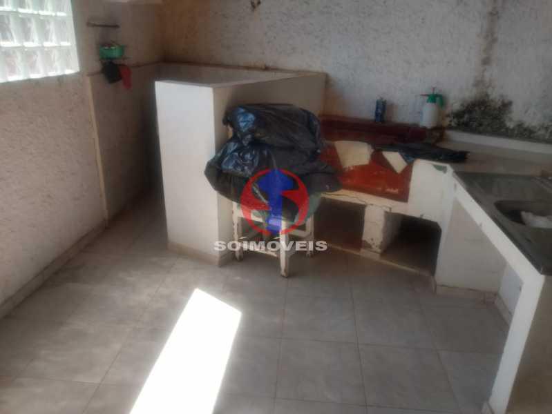 ÁREA. - Casa 3 quartos à venda Tijuca, Rio de Janeiro - R$ 1.400.000 - TJCA30076 - 23
