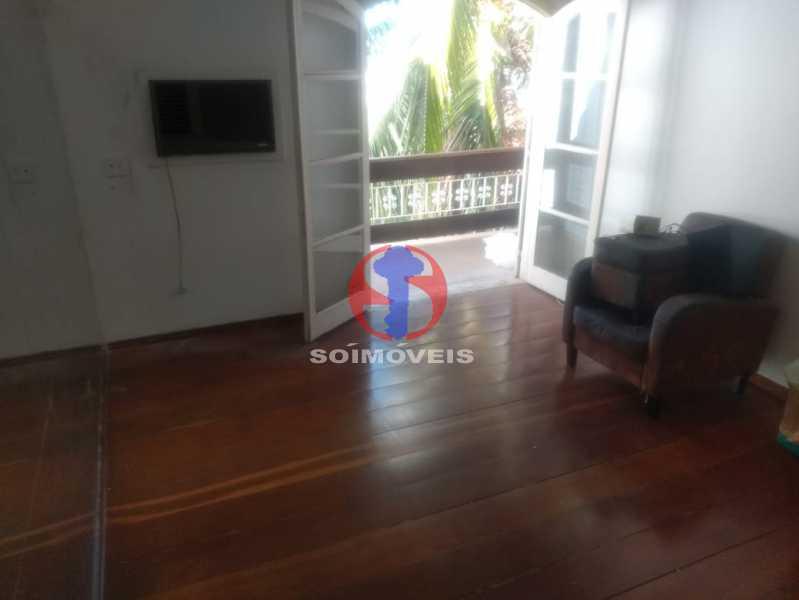 SUÍTE. - Casa 3 quartos à venda Tijuca, Rio de Janeiro - R$ 1.400.000 - TJCA30076 - 12