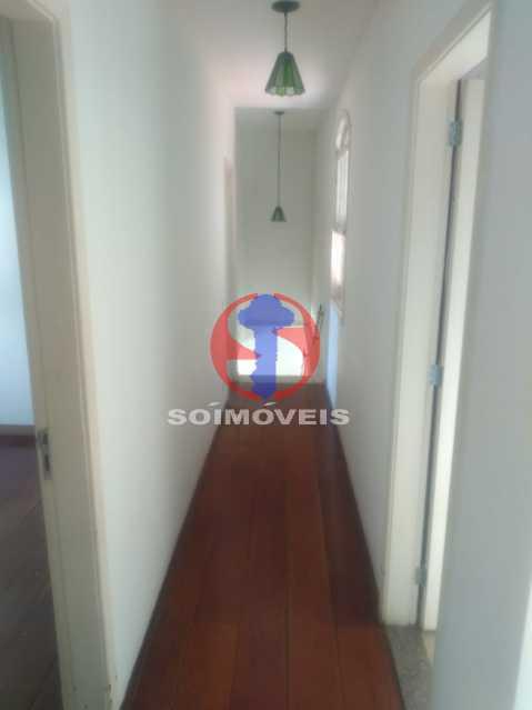 CIRCULAÇÃO. - Casa 3 quartos à venda Tijuca, Rio de Janeiro - R$ 1.400.000 - TJCA30076 - 19