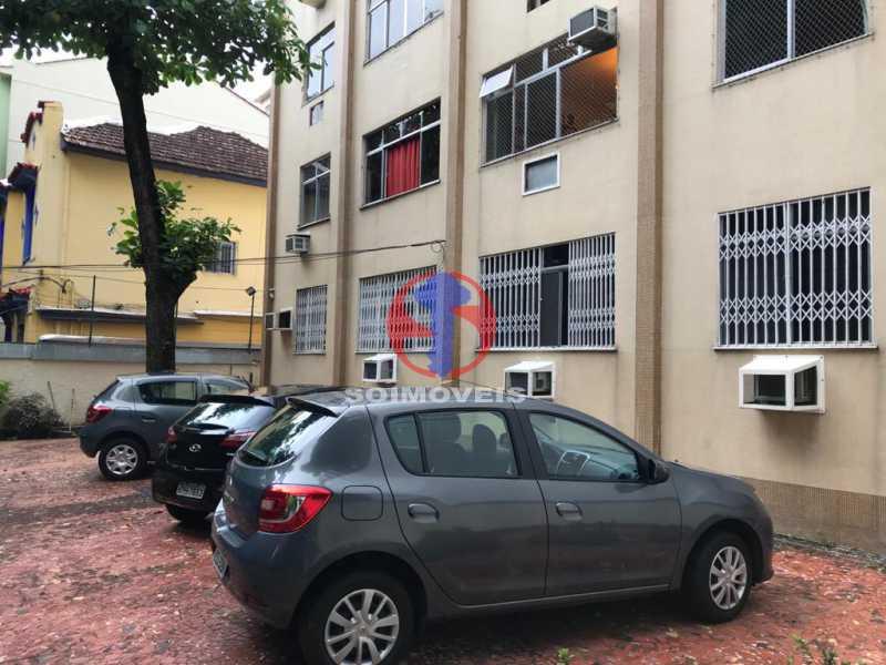 ESTACIONAMENTO - Apartamento 2 quartos à venda Grajaú, Rio de Janeiro - R$ 325.000 - TJAP21427 - 3