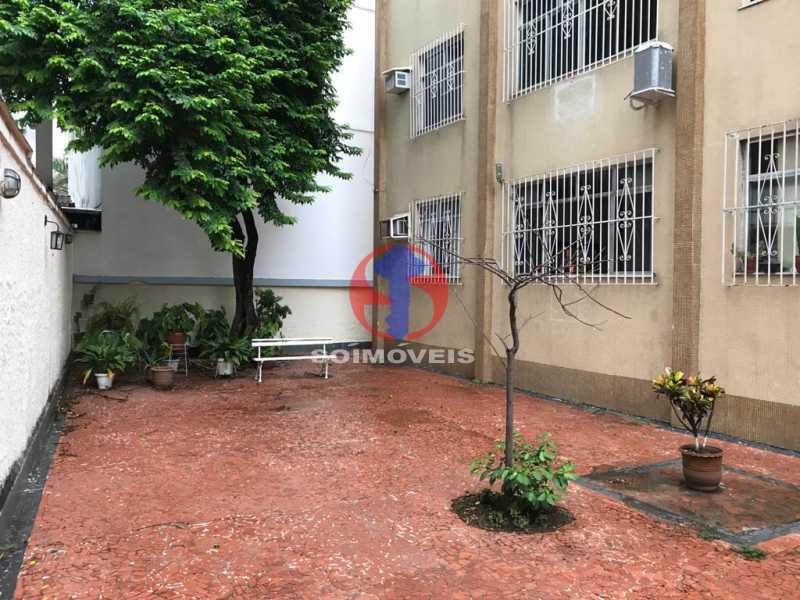 ÁREA DE LAZER - Apartamento 2 quartos à venda Grajaú, Rio de Janeiro - R$ 325.000 - TJAP21427 - 5