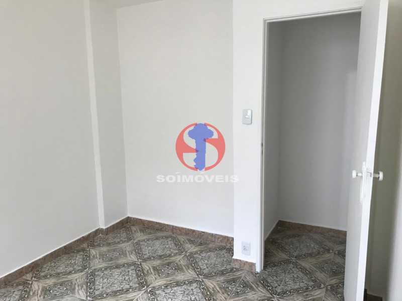 QUARTO 1 - Apartamento 2 quartos à venda Grajaú, Rio de Janeiro - R$ 325.000 - TJAP21427 - 11