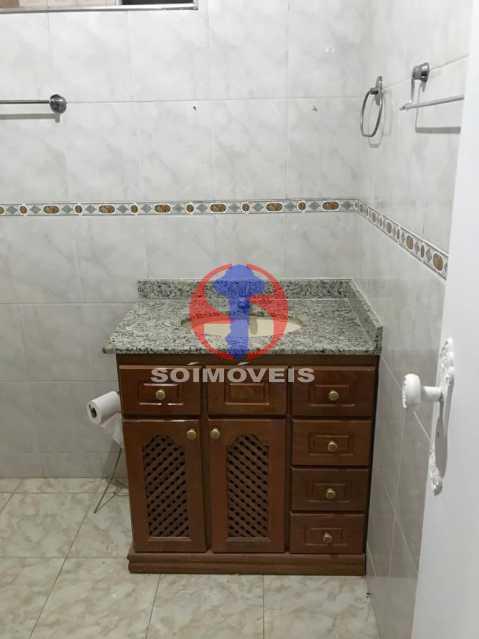 WC SOCIAL - Apartamento 2 quartos à venda Grajaú, Rio de Janeiro - R$ 325.000 - TJAP21427 - 14
