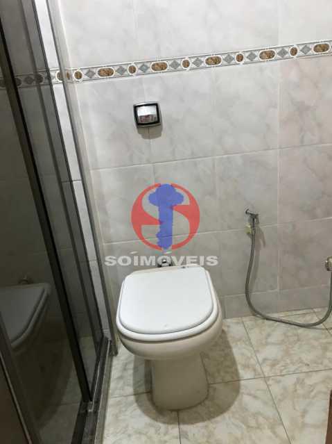 WC SOCIAL - Apartamento 2 quartos à venda Grajaú, Rio de Janeiro - R$ 325.000 - TJAP21427 - 15