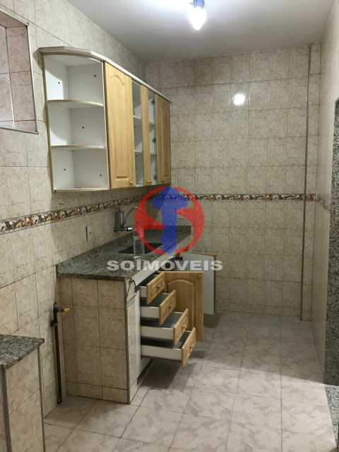 COZ/COPA - Apartamento 2 quartos à venda Grajaú, Rio de Janeiro - R$ 325.000 - TJAP21427 - 19
