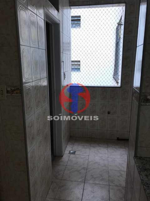 ÁREA/LAV. - Apartamento 2 quartos à venda Grajaú, Rio de Janeiro - R$ 325.000 - TJAP21427 - 23