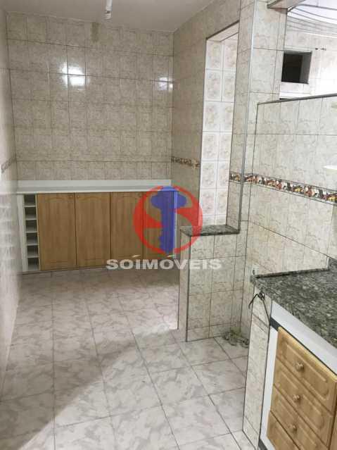 COZ/COPA - Apartamento 2 quartos à venda Grajaú, Rio de Janeiro - R$ 325.000 - TJAP21427 - 22