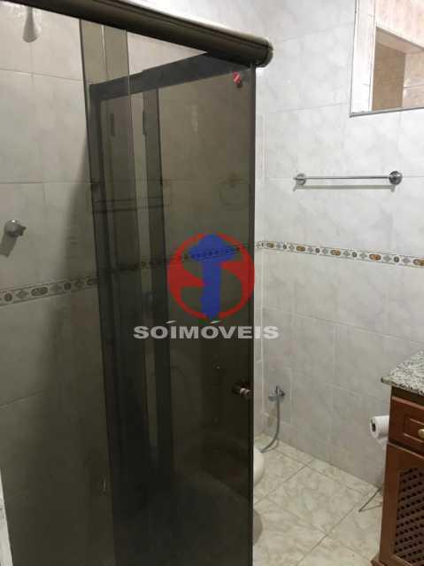WC SOCIAL - Apartamento 2 quartos à venda Grajaú, Rio de Janeiro - R$ 325.000 - TJAP21427 - 16