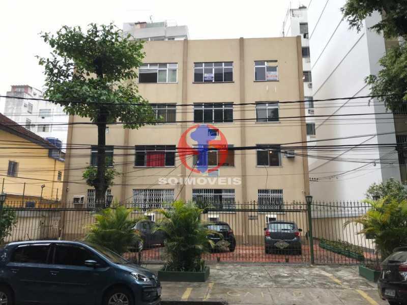 FACHADA - Apartamento 2 quartos à venda Grajaú, Rio de Janeiro - R$ 325.000 - TJAP21427 - 1