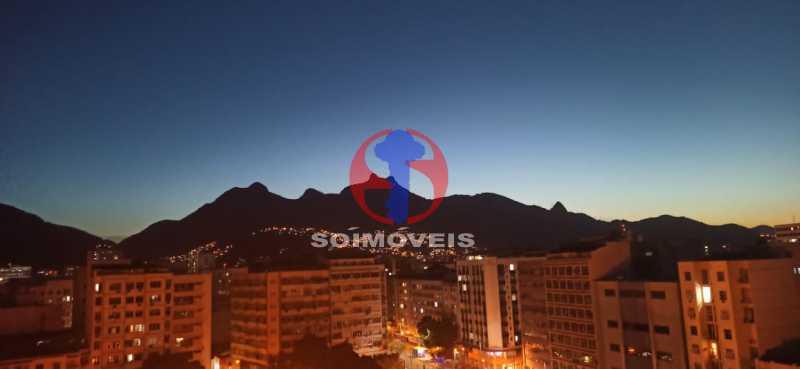 VISTA - Cobertura 2 quartos à venda Tijuca, Rio de Janeiro - R$ 680.000 - TJCO20030 - 1