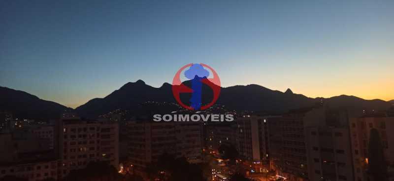 VISTA - Cobertura 2 quartos à venda Tijuca, Rio de Janeiro - R$ 680.000 - TJCO20030 - 4