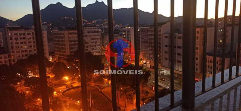 VISTA VARANDA - Cobertura 2 quartos à venda Tijuca, Rio de Janeiro - R$ 680.000 - TJCO20030 - 5