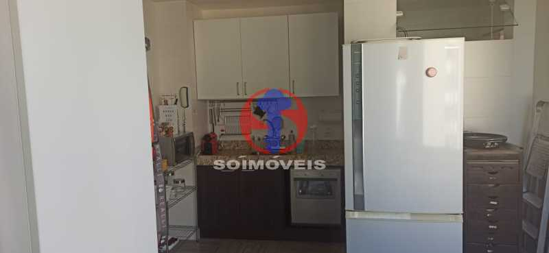 COZINHA - Cobertura 2 quartos à venda Tijuca, Rio de Janeiro - R$ 680.000 - TJCO20030 - 11
