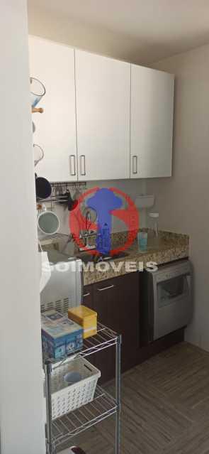 COZINHA - Cobertura 2 quartos à venda Tijuca, Rio de Janeiro - R$ 680.000 - TJCO20030 - 8