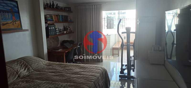 QUARTO - Cobertura 2 quartos à venda Tijuca, Rio de Janeiro - R$ 680.000 - TJCO20030 - 23