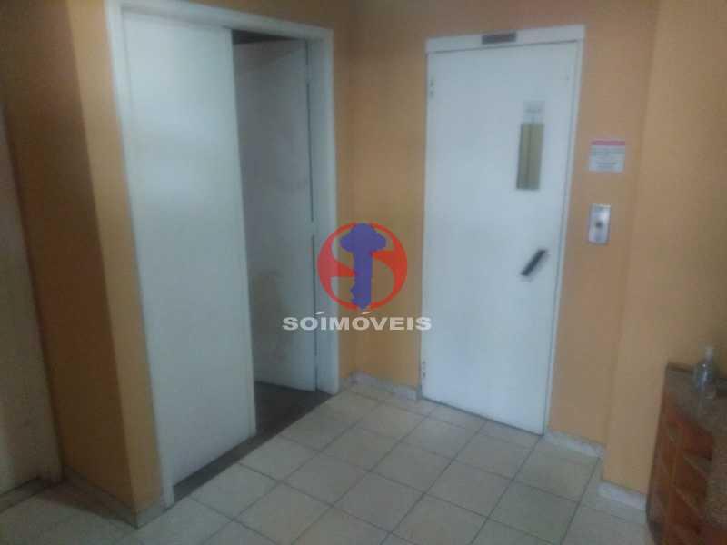 ELEVADORES/ HALL PREDIAL - Apartamento 2 quartos à venda São Francisco Xavier, Rio de Janeiro - R$ 250.000 - TJAP21431 - 19