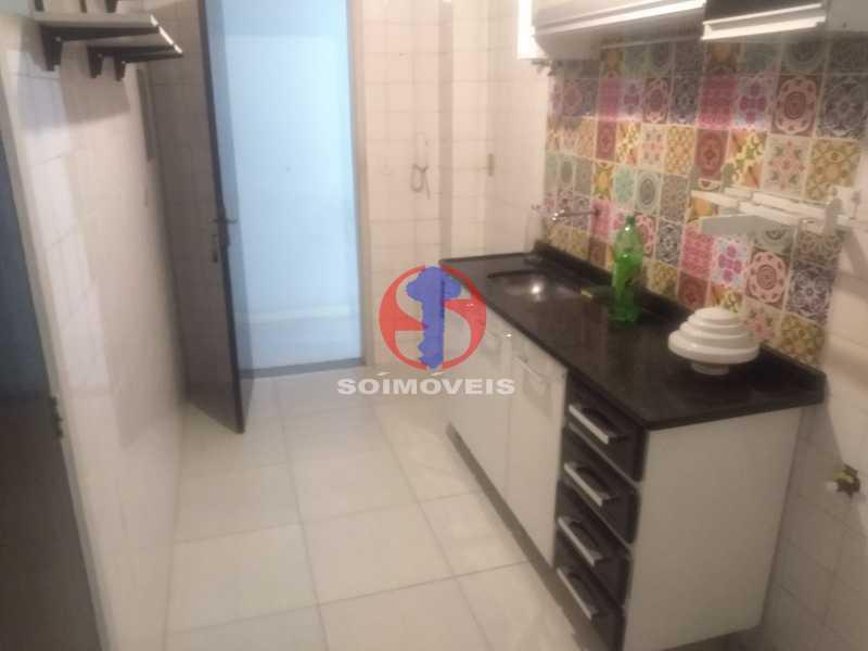 COZINHA - Apartamento 2 quartos à venda São Francisco Xavier, Rio de Janeiro - R$ 250.000 - TJAP21431 - 6
