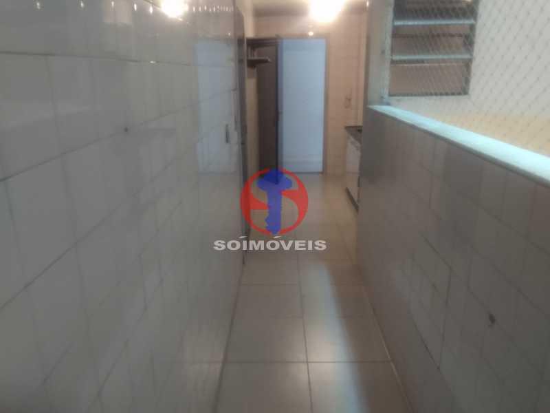 ÁREA - Apartamento 2 quartos à venda São Francisco Xavier, Rio de Janeiro - R$ 250.000 - TJAP21431 - 8