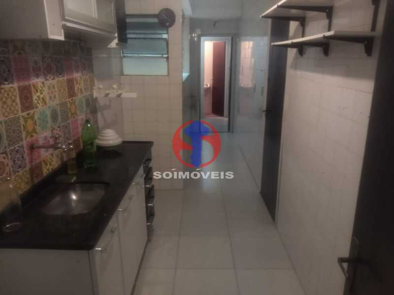 COZINHA - Apartamento 2 quartos à venda São Francisco Xavier, Rio de Janeiro - R$ 250.000 - TJAP21431 - 7