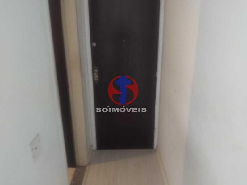 HALL - Apartamento 2 quartos à venda São Francisco Xavier, Rio de Janeiro - R$ 250.000 - TJAP21431 - 4